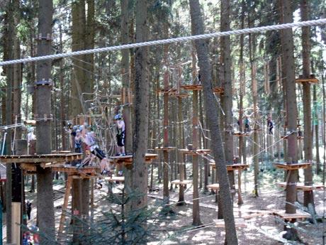 Waldseilgarten Oberreith