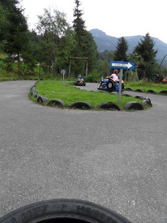 Wildpark Bildbichl - Elektro- und Kinderautos